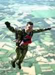 Central Sports Parachuting club of landing troops