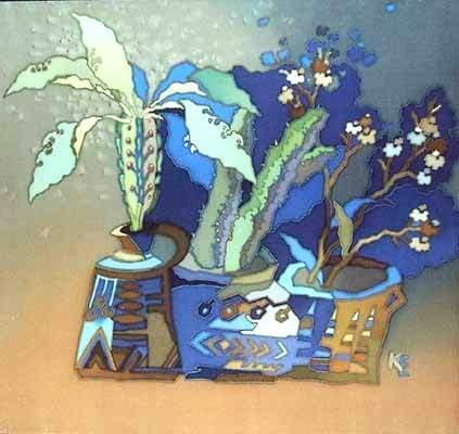 Онлайн портрет картина фотошоп климт