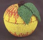 Фигурки из бисера - Ежик, схема плетения.  Бисероплетение, поделки и.